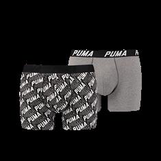 PUMA Boxer Infinity Logo Print 2p 681003001-213