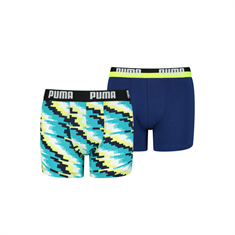 PUMA BOYS GLITCH BOXER 2P 100001133-001