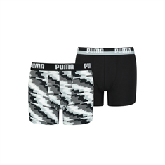 PUMA BOYS GLITCH BOXER 2P 100001133-003