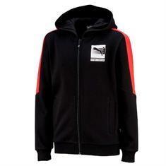 PUMA boys hooded full-zip fl 584867-01