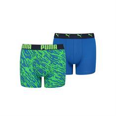 PUMA Boys Print Boxer 2P 505003001-011