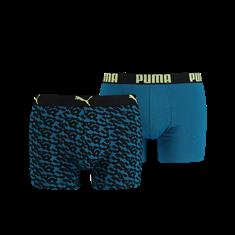 PUMA Logo AOP Boxer 2P 601004001-004