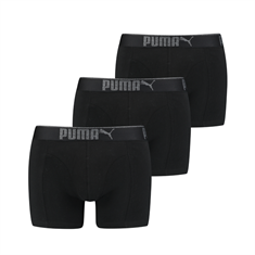 PUMA PREMIUM SUEDED COTTON BOXER 3P 100000896-001