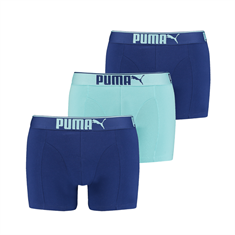 PUMA PREMIUM SUEDED COTTON BOXER 3P 100000896-007