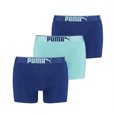 PUMA PREMIUM SUEDED COTTON BOXER 3P 100000896-007