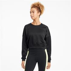 PUMA train zip crew sweatshirt 520272-01