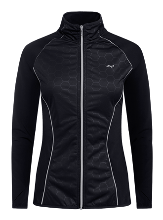 rohnisch Thermo Wind Jacket Black Comb 242242 black comb