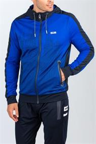 SJENG SPORTS FYNN-N097 men hooded full zip top fynn-n097