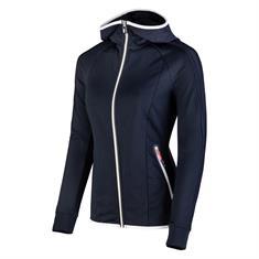 SJENG SPORTS ss lady fullzip hoodie vanity plus vanityplus-n024