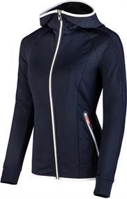 SJENG SPORTS ss lady fullzip hoodie vanity vanity-n024