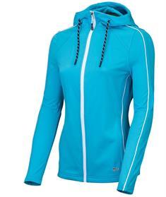 SJENG SPORTS ss lady fullzip hoodie vera vera-a248