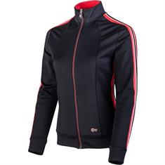 SJENG SPORTS ss lady fullzip top venise plus veniseplus-n024