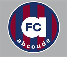THEO TOL FC Abcoude logo 60*60mm fc abcoude logo 60mm