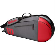 WILSON team 3 pack red/gray wr8011502001
