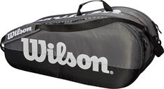 WILSON team collection black / grey 2 wrz854909